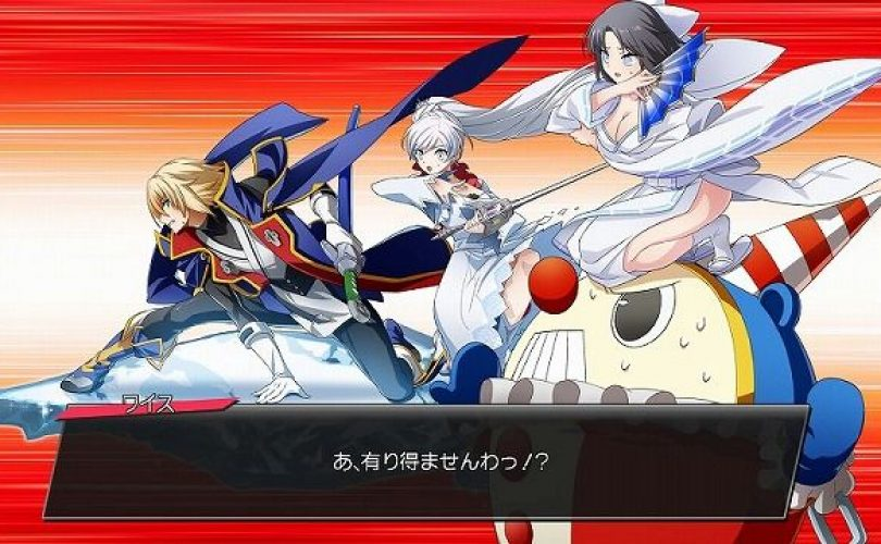 BLAZBLUE CROSS TAG BATTLE: annunciato l'update version 2.0 e nuovi personaggi DLC