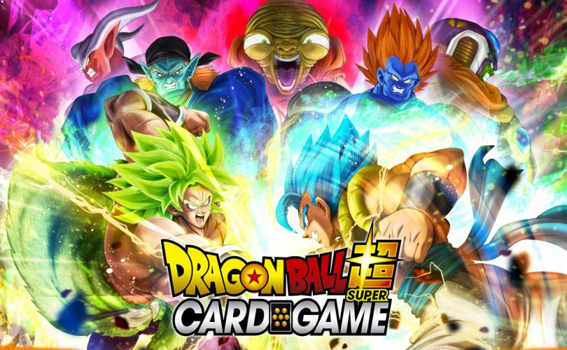 Dragon Ball Super Card Game: alla scoperta del nuovo Expansion Set