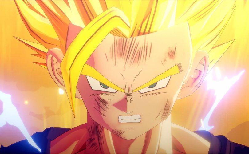 DRAGON BALL Z: KAKAROT, il trailer esteso del Tokyo Game Show
