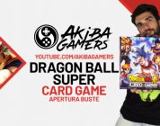 DRAGON BALL SUPER CARD GAME: apertura Expansion Set e buste