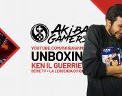 VIDEO – Ken il Guerriero: la serie TV (Box 1-2) e La Leggenda di Hokuto UNBOXING