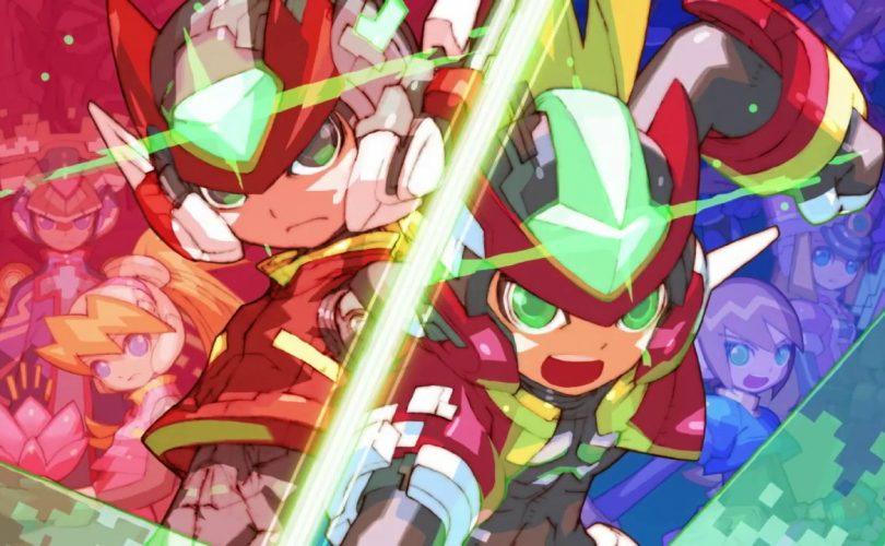 Mega Man Zero/ZX Legacy Collection rimandata a febbraio
