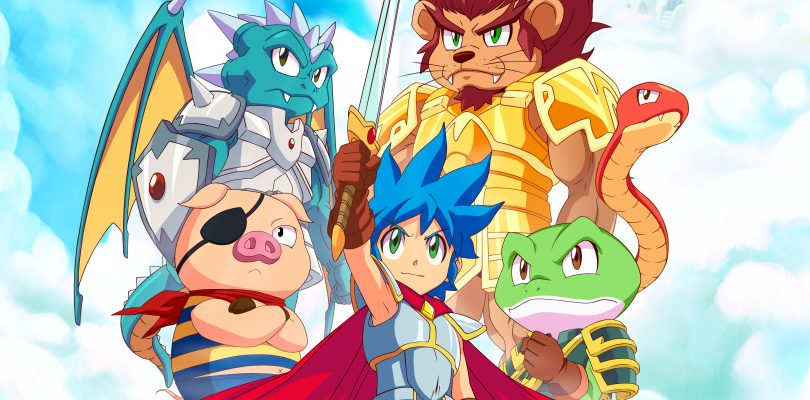 Monster Boy e il Regno Maledetto per PC - Flash Review