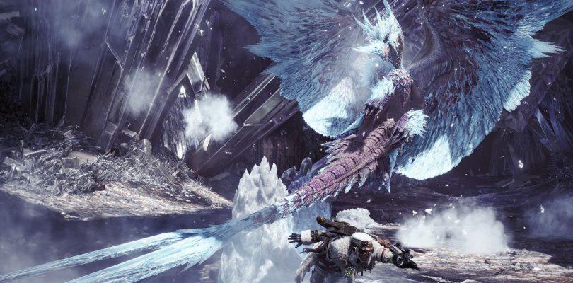 MONSTER HUNTER WORLD: ICEBORNE - Story Trailer dalla gamescom 2019