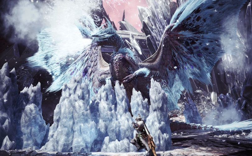 MONSTER HUNTER WORLD: ICEBORNE, tre nuovi spot pubblicitari