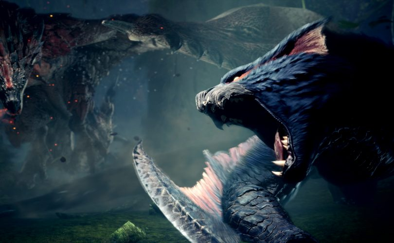MONSTER HUNTER WORLD: ICEBORNE – trailer per il Nargacuga