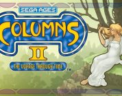 SEGA AGES: Columns II The Voyage Through Time – La data di lancio giapponese