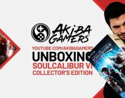 VIDEO – SOUCALIBUR VI Collector's Edition UNBOXING