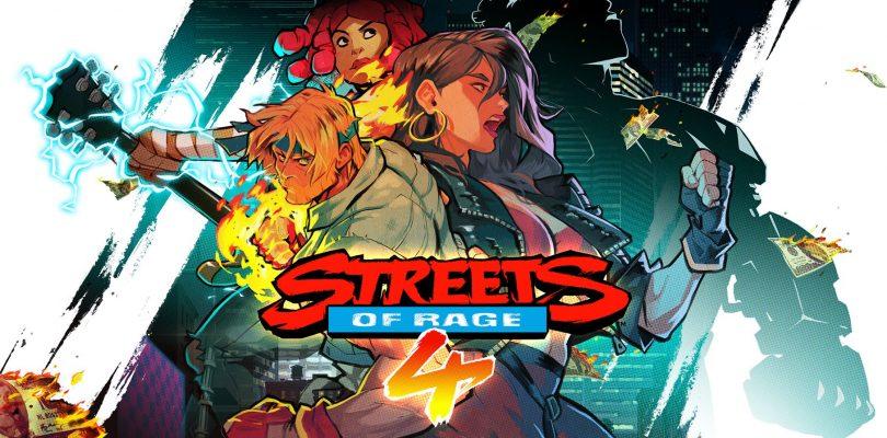 Streets of Rage 4 - Cherry Hunter