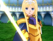 SWORD ART ONLINE: Alicization Rising Steel