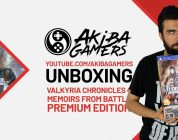 VIDEO – Valkyria Chronicles 4: Memoirs from Battle Premium Edition UNBOXING