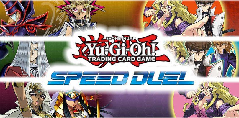 Yu-Gi-Oh! GCC: Speed Duel esordisce in due eventi speciali
