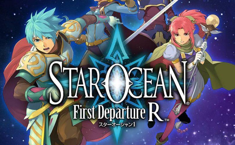 STAR OCEAN: First Departure R, la data di uscita giapponese
