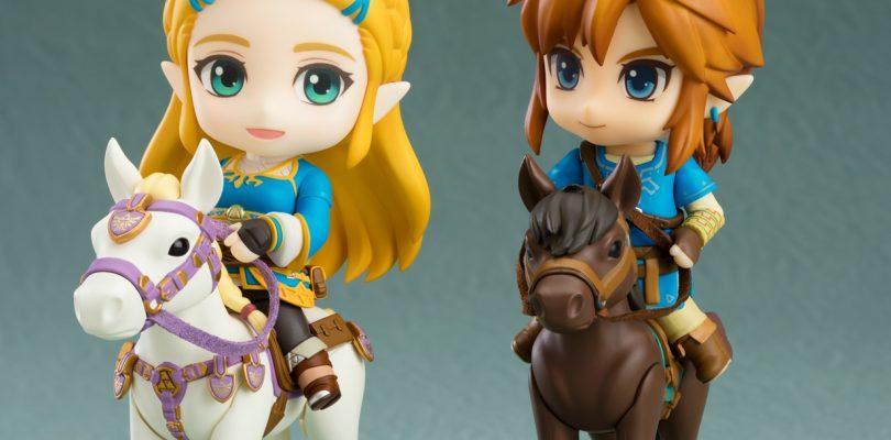 NENDOROID di Zelda (BOTW) presto disponibile