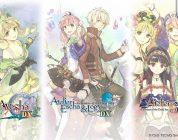 Atelier Dusk Trilogy Deluxe Pack annunciato da GUST