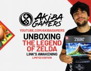 VIDEO – The Legend of Zelda: Link's Awakening UNBOXING