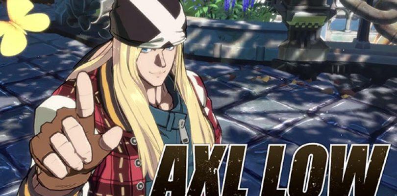 New GUILTY GEAR: Axl Low si unisce al roster