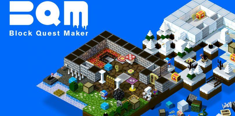 BQM BlockQuest Maker COMPLETE EDITION
