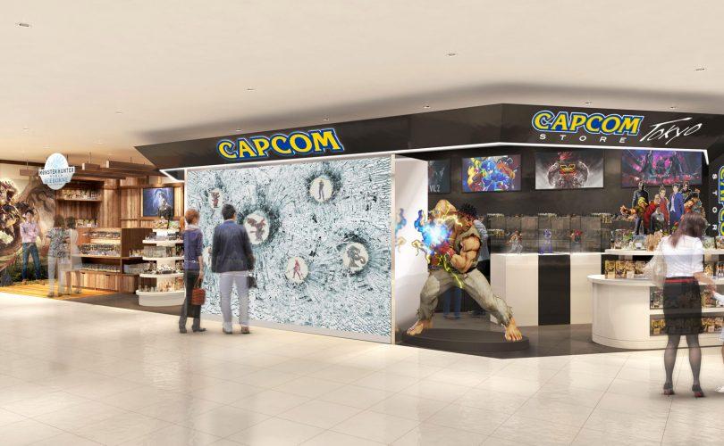 CAPCOM STORE TOKYO
