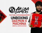 VIDEO – DAEMON X MACHINA: Orbital Limited Edition UNBOXING
