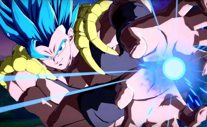 DRAGON BALL FighterZ: Gogeta