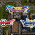 DRAGON QUEST I,II e III arriveranno su Nintendo Switch in Giappone