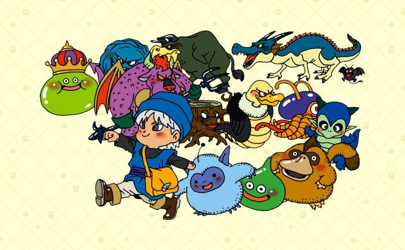 DRAGON QUEST Monsters: Terry's Wonderland Retro