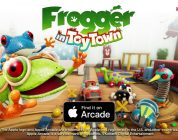 Frogger in Toy Town disponibile su Apple Arcade