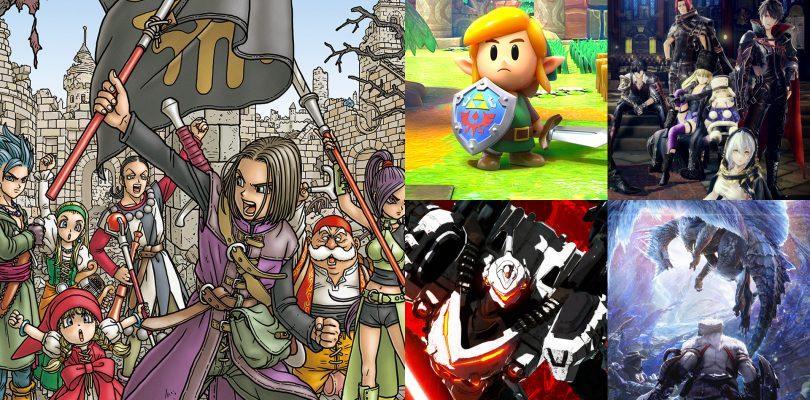 Videogiochi giapponesi in uscita: settembre 2019
