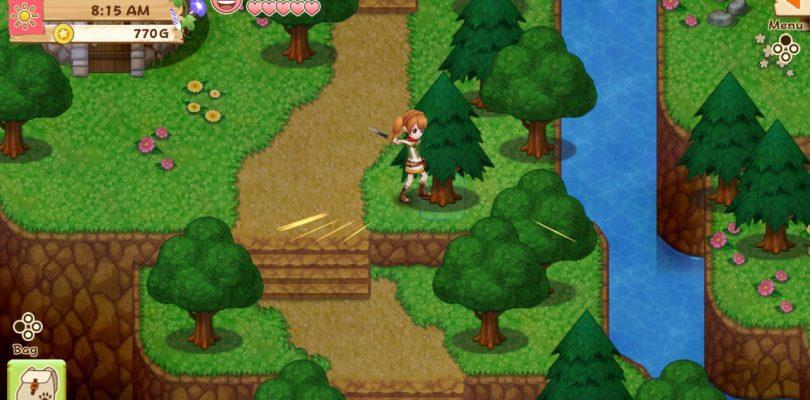 Harvest Moon: Light Of Hope Special Edition Complete è disponibile per Xbox One e Windows 10