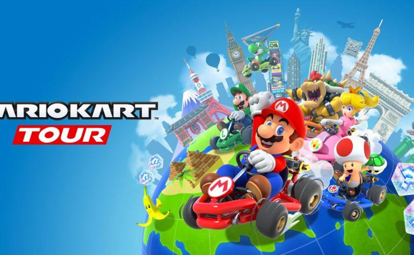 Mario Kart Tour invade Tokyo nel nuovo spot pubblicitario