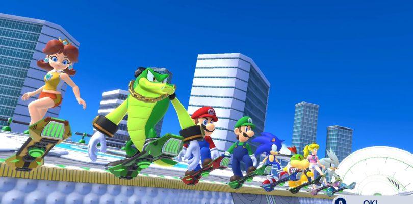 Mario & Sonic ai Giochi Olimpici di Tokyo 2020: trailer e immagini per gli Eventi Sogno