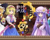 Marisa and Alice's Trap Tower per Switch arriverà in Giappone a ottobre