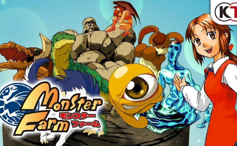 Monster Rancher: trailer di esordio per la versione Nintendo Switch