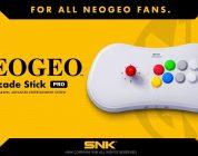 NEOGEO Arcade Stick Pro arriverà in Giappone l'11 novembre