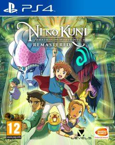 Ni no Kuni: La Minaccia della Strega Cinerea Remastered - Recensione