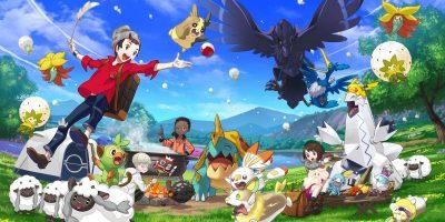Pokémon Spada e Scudo / Pokémon Scudo
