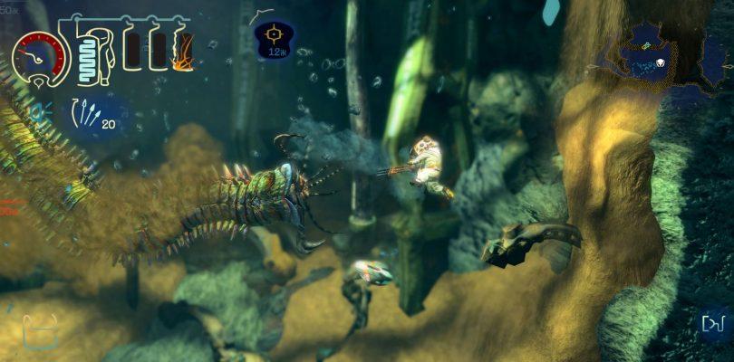 Shinsekai: Into the Depths è disponibile per Apple Arcade