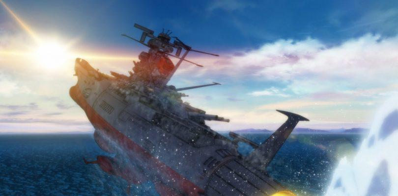Space Battleship Yamato: svelati titolo e la data del sequel animato