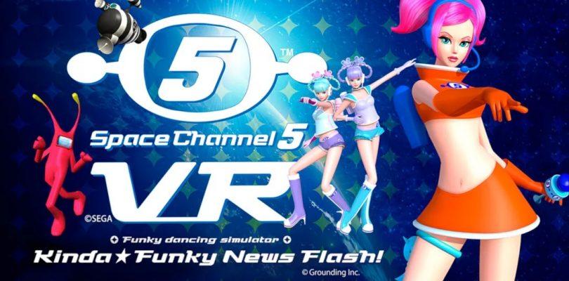 Space Channel 5 per PSVR uscirà in autunno