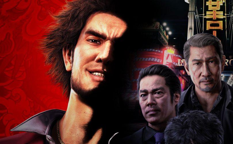 Yakuza: Like a Dragon arriverà in Europa nel 2020, l'annuncio ufficiale