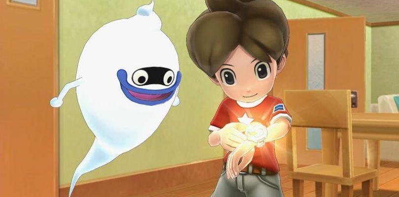 YO-KAI WATCH 1 for Nintendo Switch si mostra in un secondo trailer