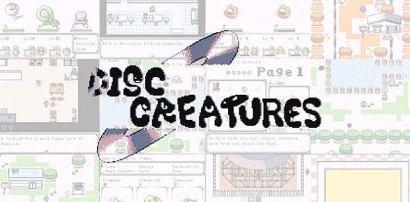 Disc Creatures: comunicata la data di uscita