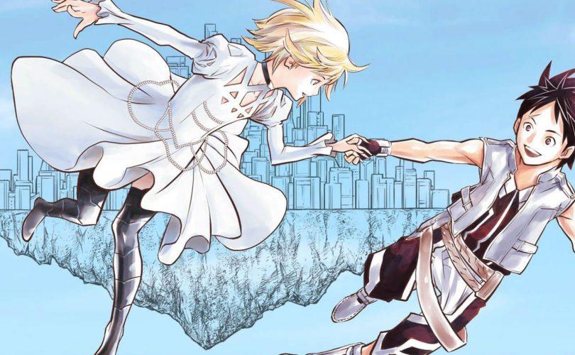 ARIADNE IN THE BLUE SKY - Star Comics: i nuovi manga annunciati al Lucca Comics & Games 2019