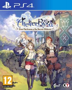 Atelier Ryza: Ever Darkness & the Secret Hideout - Recensione