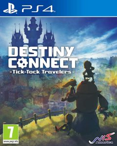DESTINY CONNECT: Tick-Tock Travelers - Recensione