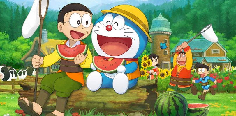 DORAEMON STORY OF SEASONS - Recensione