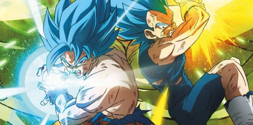 DRAGON BALL SUPER: BROLY – Recensione dell'Anime Comics
