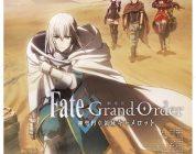 Fate/Grand Order: nuovo trailer per il primo film animato