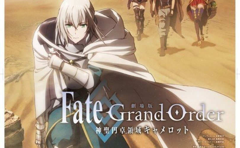 Fate/Grand Order: nuovo trailer per il primo film animato